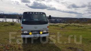 Toyota Dyna. Продам грузовик Toyota DYNA, 3 000куб. см., 1 250кг., 4x2