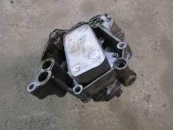 Радиатор масляный. Volkswagen Phaeton, 3D1, 3D2, 3D3, 3D4, 3D6, 3D7, 3D8, 3D9 Audi: A8, RS6, S6, S8, A6 AJS, AYL, AYT, BAN, BAP, BGH, BGJ, BHG, BKL, B...