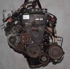 Двигатель 4AG-E