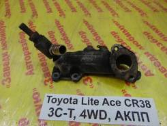 Фланец двигателя системы охлаждения Toyota Lite Ace, Town Ace Toyota Lite Ace, Town Ace 1995.12