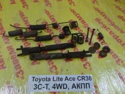 Пружина прижимная тормозной колодки Toyota Lite Ace, Town Ace Toyota Lite Ace, Town Ace 1995.12