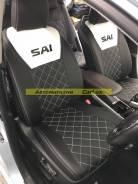 Чехлы на сиденье. Toyota Sai