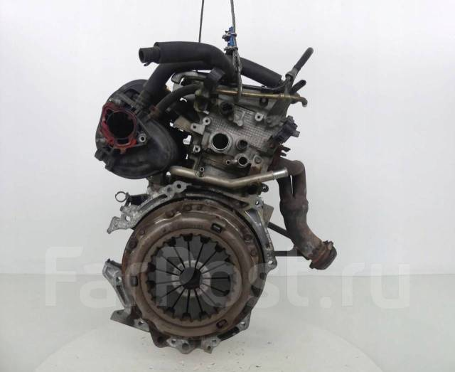 Двигатель Toyota Yaris Verso (P2) 1.5 (NCP21) 1NZ-FE