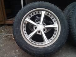 Комплект колес BMW R-18 5x120 ( 255/55 )