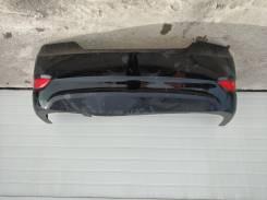 Задний бампер Hyundai Solaris