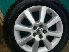"""Комплект колес зимней резины Nokian на японских литых дисках. x16"""""""
