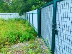 Земельный участок с водой и электричеством под строительство дома. 860кв.м., собственность, электричество, вода
