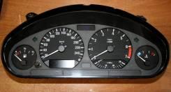 Панель приборов. BMW 3-Series, E36, E36/4, E36/3, E36/2C, E36/2, E36/5 M40B16, M40B18, M41D17, M43B16, M43B18, M43B19TU, M50B20, M50B25, M51D25, M52B2...