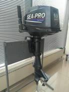 Sea-Pro. 9,90л.с., 2-тактный, бензиновый, нога S (381 мм), 2013 год