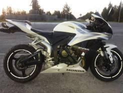 Honda CBR 600RR. 600куб. см., птс