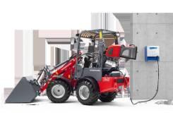 Weidemann. Продается фронтальный погрузчик с электрическим двигателем , 1 000кг., Электрический, 0,35куб. м.