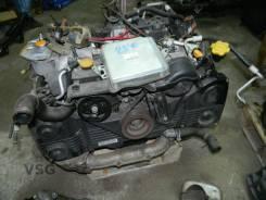 Двигатель в сборе. Subaru Forester, SF5, SF9 EJ205
