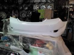 Бампер Hyundai solaris 10-14 г седан задний