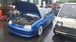 Бампер Volkswagen Golf 4 1997-2005