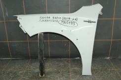 Крыло переднее левое для Skoda Rapid