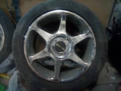 """Продам колёса Elite R16 205*55*16. 9.0x16"""" 4x114.30 ЦО 65,1мм."""