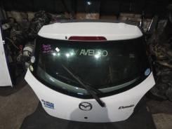 Дверь задняя багажника Mazda Demio 2010