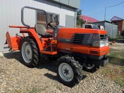 Kubota. Японский мини-трактор GL240, 24 л.с.