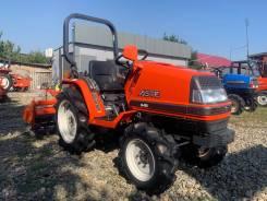 Kubota. Японский мини-трактор A175