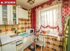 1-комнатная, улица Баляева 42. Баляева, проверенное агентство, 33,5кв.м. Интерьер