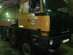 Tatra T815. Тягач Татра 8x8, 8x8