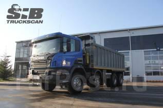 Scania P400. Продается самосвал 8X4 2017 года, 13 000куб. см., 25 000кг., 8x4