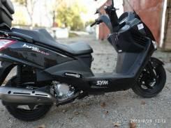 Sym Joyride 200i EVO. 200куб. см., исправен, птс, с пробегом