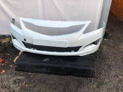 Бампер Hyundai Solaris 2014-2017