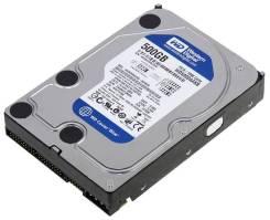 Жесткие диски 3,5 дюйма. 500Гб, интерфейс SATA
