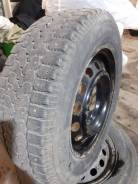 """Продам зимние колеса. 5.5x14"""" ET45"""