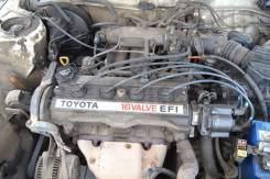 Двигатель с навесным Toyota 5A-FE, 1,5 л. Контрактная | Гарантия