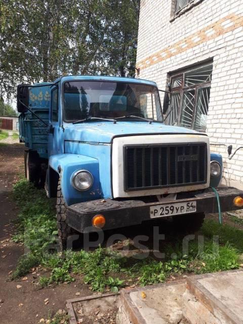 ГАЗ 3507. Продам самосвал , 4 250куб. см., 3 350кг., 4x2