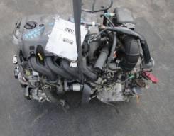 Контрактный двигатель и акпп 1NZ-FE 2wd в сборе