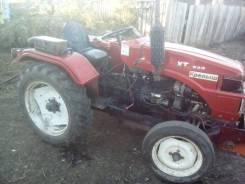 Крепыш XT 220, 2012. Продам китайский мини трактор, 22 л.с.