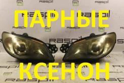 Фара Subaru Impreza GG/GD Лиса [пара, ксенон, без дефектов]