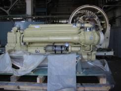 Судовой дизельный двигатель М400, М401а