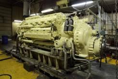 Судовой дизельный двигатель М612, М623