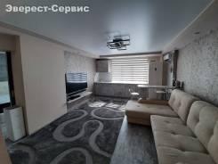 2-комнатная, улица Кипарисовая 2а. Чуркин, проверенное агентство, 48,0кв.м. Интерьер