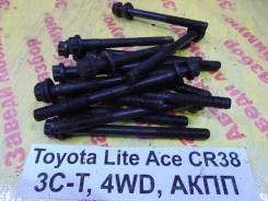 Болт головки блока цилиндров Toyota Lite Ace, Town Ace Toyota Lite Ace, Town Ace 1995.12