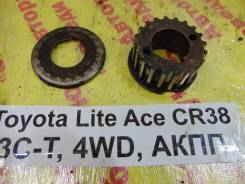 Шестерня коленвала Toyota Lite Ace, Town Ace Toyota Lite Ace, Town Ace 1995.12