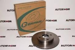 Тормозной диск передний G-Brake GR-20591, Япония