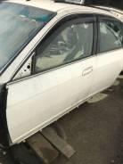 Дверь левая передняя Honda Civic ES белый перламутр NH624P