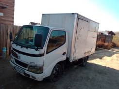 Toyota Dyna. Продается грузовик Тойота Дюна (рефрижератор), 2 500куб. см., 2 000кг., 4x2