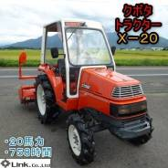 Kubota X20. Продам Японский минитрактор Kubota, 21 л.с.