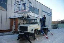 Випо-18. Автогидроподъемник ВИПО-18-01 на шасси ГАЗ-33098 (4х2), 4 430куб. см., 18,00м.