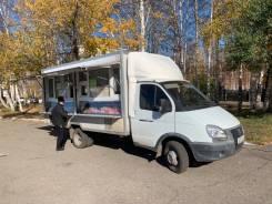 ГАЗ ГАЗель. Автолавка на базе ГАЗель, 1 500кг., 4x2