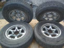 Комплект колёс 225/80 R15