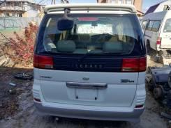 Бампер Nissan Elgrand AVWE50, QD32ETI