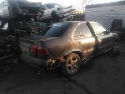 Nissan Sunny. FB14, GA15DE
