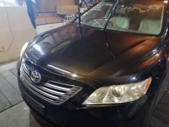 Крыло левое черное цвет 202 Toyota Camry ACV40 2006-2011